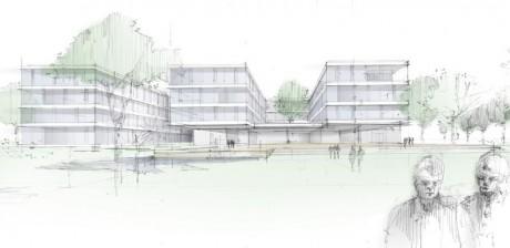 Freudenberg_Bürogebäude_Skizze