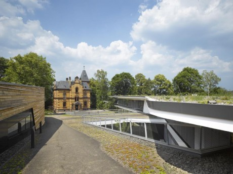 sap campus haus im park architekturb ro kergassner. Black Bedroom Furniture Sets. Home Design Ideas
