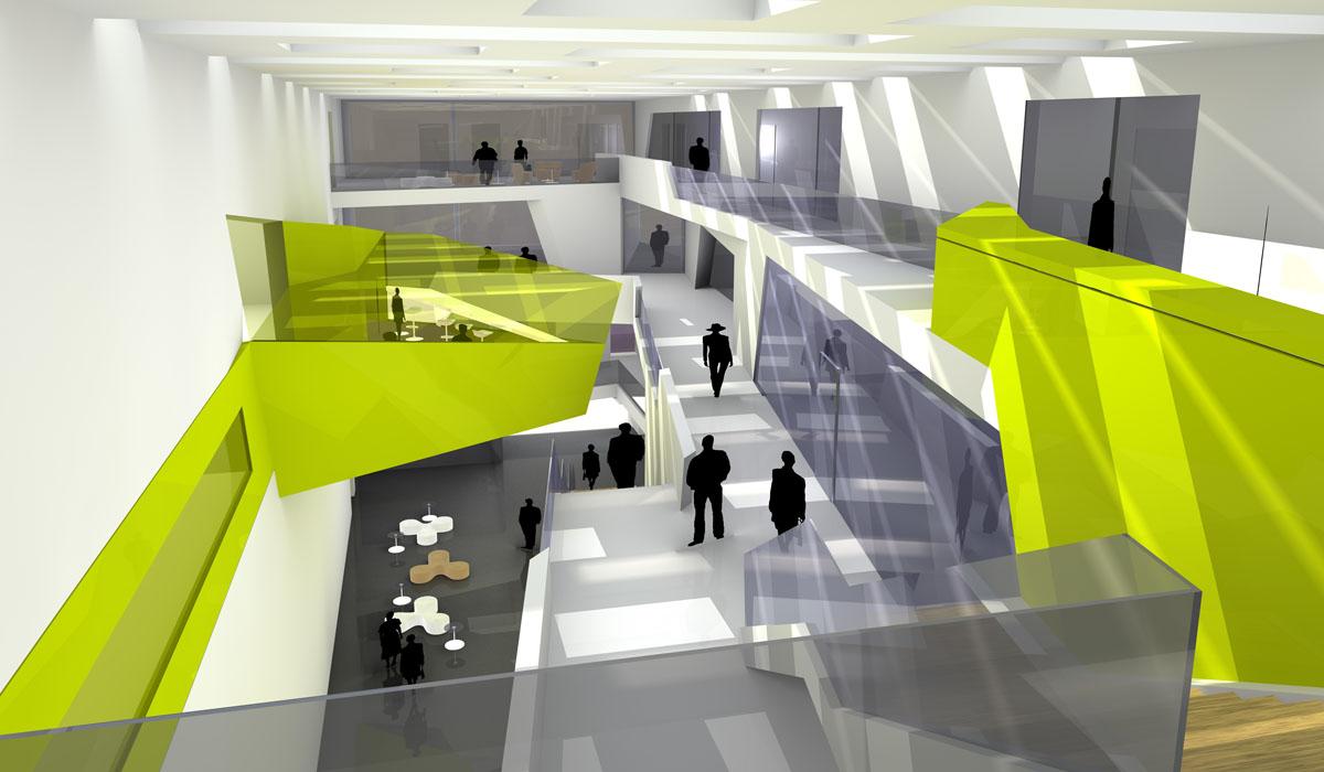 Anbau-DFS-Center-Innenraum Visualisierung-01