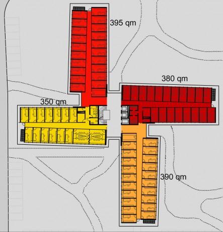 Boehringer Ingelheim, Neubau Verwaltungsgebäude, Pikto BS NE