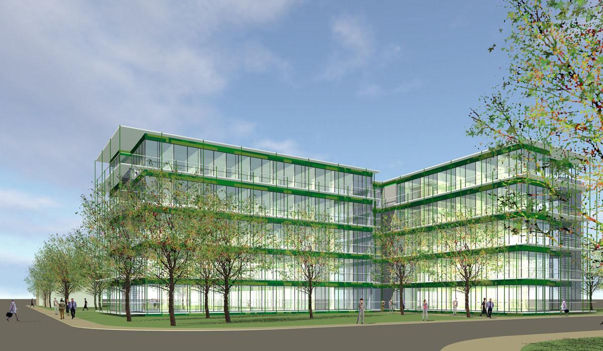 Boehringer-Ingelheim-Neubau-Verwaltungsgebäude-Visualisierung