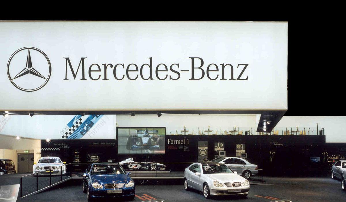 Mercedes-Benz-Essen-Motorschow