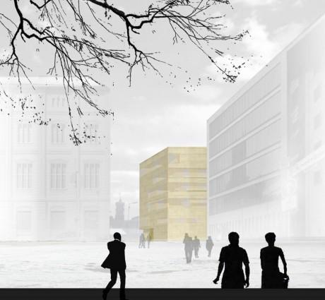 ThyssenKrupp Haus Berlin, Perspektive