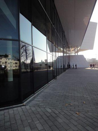 ZF Forum Außenaufnahme
