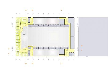 Grundriss 3. Obergeschoss