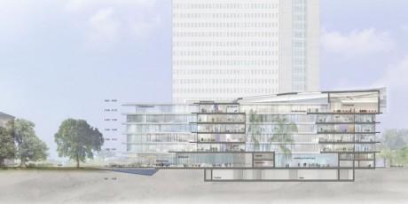 BASF_Business Center D105_Schnitt 02