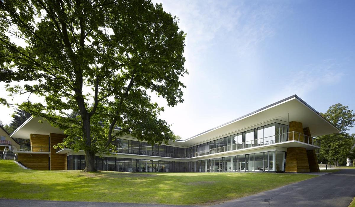SAP Campus – Haus im Park