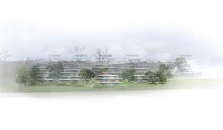 Stadteingang-Parksiedlung-Ansicht02