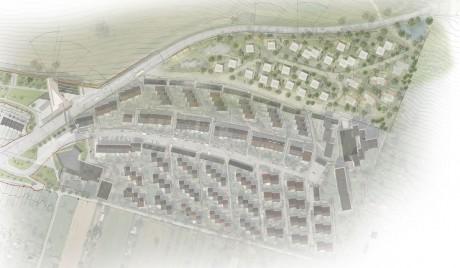 Stadteingang-Parksiedlung-Lageplan