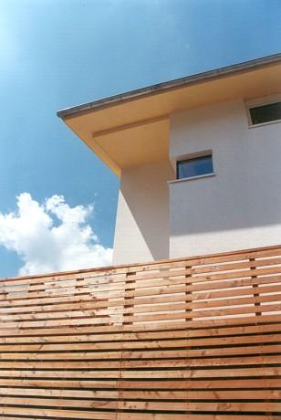 Neubau Wohnhaus Boßert, Ausschnitt