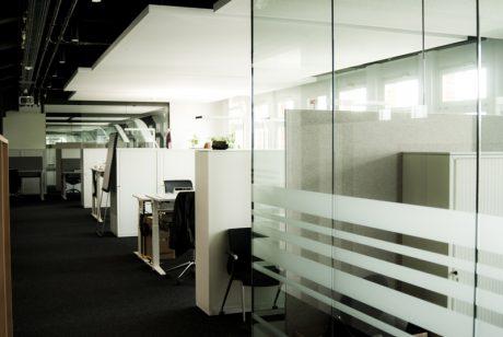 Büroumbau Industriepark Weinheim Freudenberg Real Estate GmbH
