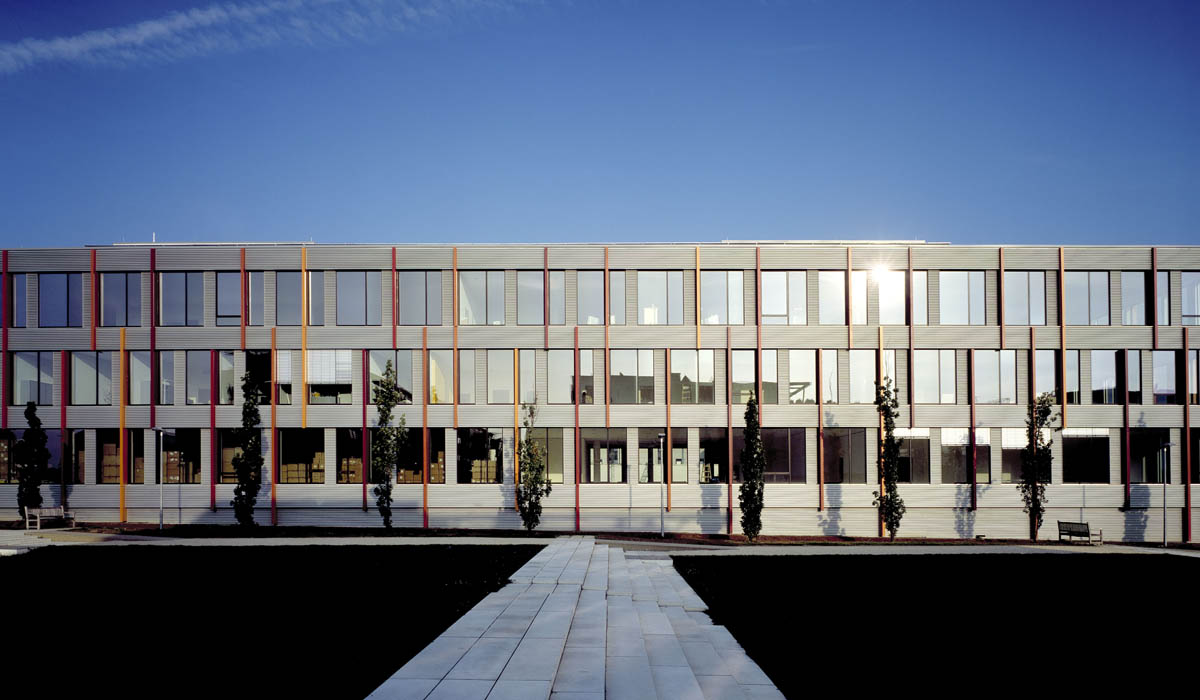 Bürohaus Scharnhauser Park